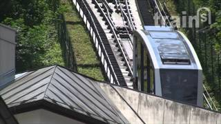 Festungsbahn (Salzburg) - Salzburg Funicular (Austria)