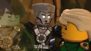 Lego Ninjago Music video When your gone Lloyd, Garmadon,and Kai tribute