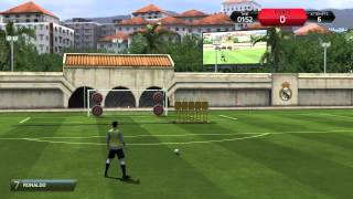 FIFA 14 high graphics test