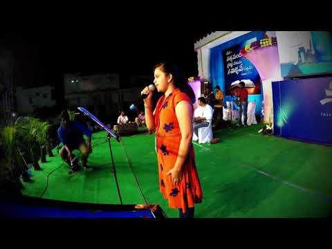 ఏరితి స్తుతింతును || Live Song Latest Telugu Christian songs 2018 - 2019