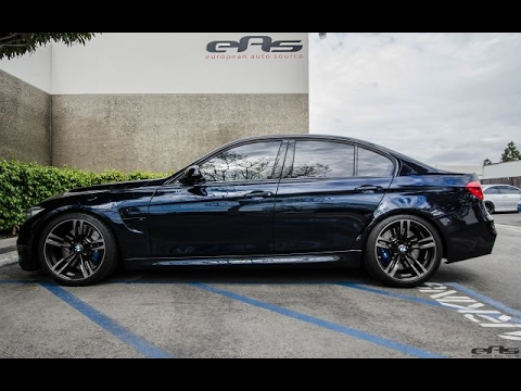 BMW M3 F80 Test Drive-Sound, Acceleration and Top Speed