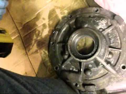 5 17 12 Drilling 4L80E Tranny Pump