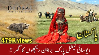 DEOSAI National Park  Skardu, Northern Areas of Pakistan Documentary