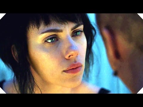 GHOST IN THE SHELL Bande Annonce (Scarlett Johansson - Science Fiction, 2017) streaming vf