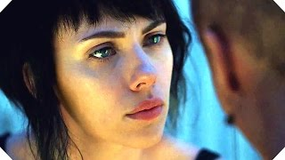 GHOST IN THE SHELL Bande Annonce (Scarlett Johanss...