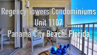 VACATION RENTAL: Regency Towers, Unit 1107, Panama City Beach,…