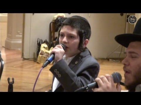 ילד הפלא יוצי רוזינגר עם מקהלת שירה שמע בני | Child Soloist Yitzi Rosinger & Shira Choir Shema Beni