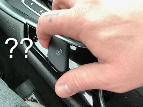 What Happens If You Pull The Electronic Parking Brake WHILE driving ?