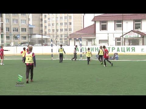 Турнир по мини-футболу среди дворовых команд «Кожаный мяч»