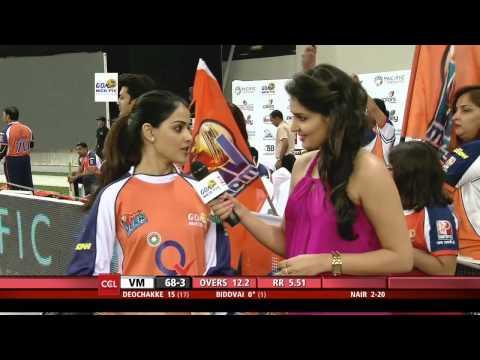 Genelia D'Souza Interview - CCL4