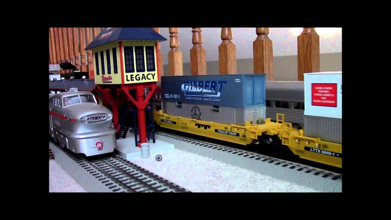 Fastrack Layouts Model Railroads Lionel Ogauge Fastrack Wiring