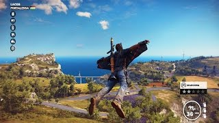 GTX 970: Just Cause 3 Gameplay