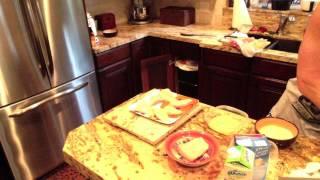 Macromagic Chicken Parm W/ Spaghetti Squash