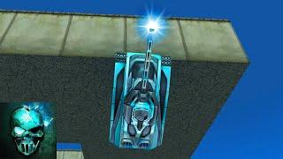 Extreme Railgun Skills #4 - Tanki Online - Ghost Animator TO