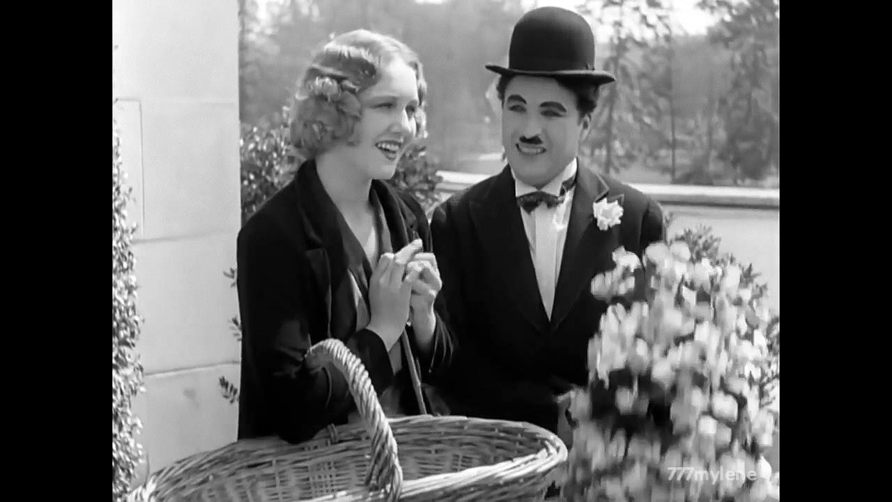 街の灯 チャールズ・チャップリン Charles Chaplin / City Lights ...