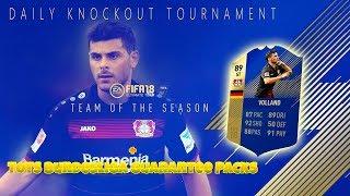 Fifa 18 | dkt + buka pack || guaranteed bundesliga tots sbcs || i packed 97 players rated!!!