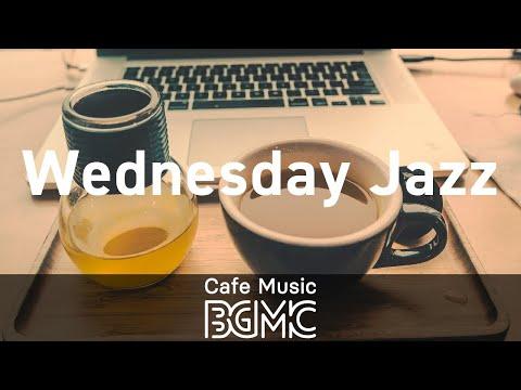 Wednesday Jazz: Study Beats Radio - Positive Morning Jazz Hip Hop for Wake Up, Work & Good Mood