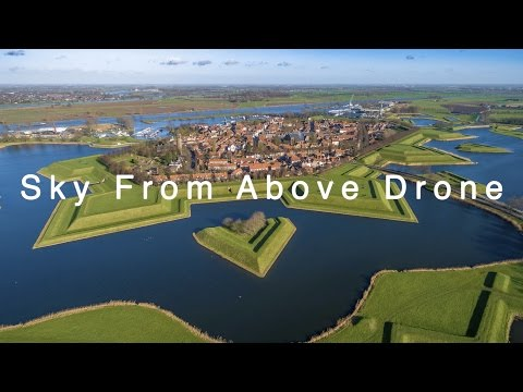 Sky From Above Drone | Heusden | The Netherlands