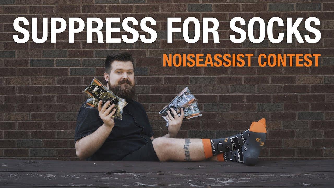 Suppress for Socks - NoiseAssist Contest