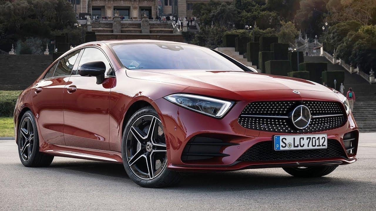 2019 Mercedes-Benz CLS 450 4MATIC Designo