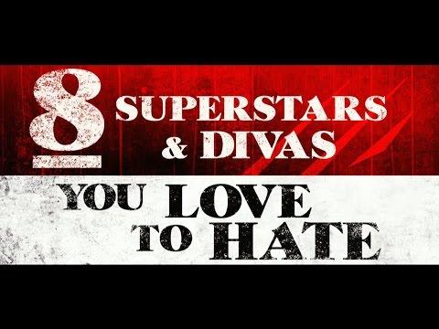 8 Superstars & Diven Bei Denen Man Es Liebt Sie Zu Hassen (Teil 1): SmackDown – 31. Dezember 2015