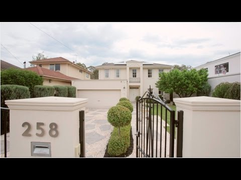 Marshall White: 258 Dendy Street Brighton East