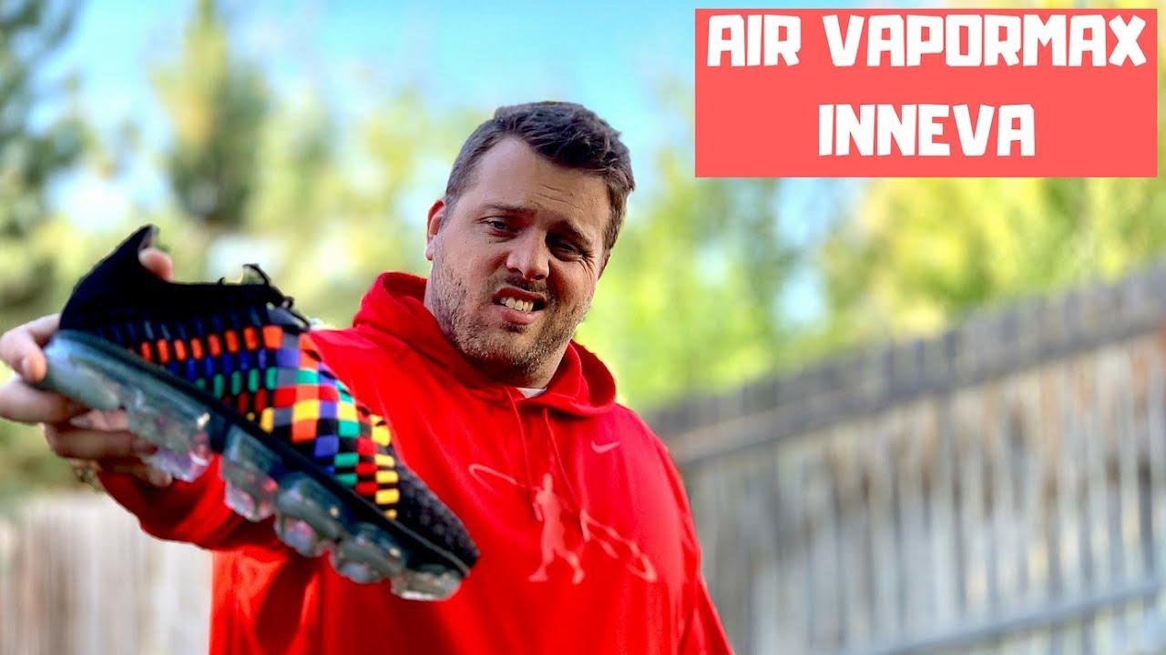 Nike Air Vapormax Inneva Rainbow