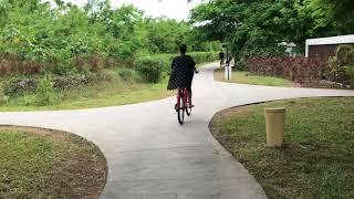 Exploring The Residence Zanzibar By Bicycle