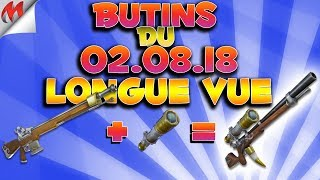 [FORTNITE-SAUVER THE WORLD] THE GOALS OF 02.08.18, LONG VUE, BETSY A LUNETTE!