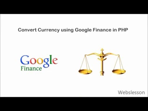 convert-currency-using-google-finance-in-php