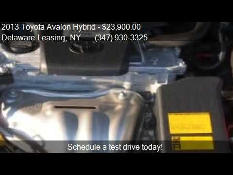 2013 Toyota Avalon Hybrid XLE for sale in , NY 11234 at Dela