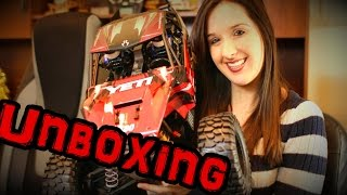 Axial Yeti XL Unboxing - Monster Buggy - TheRcSaylors