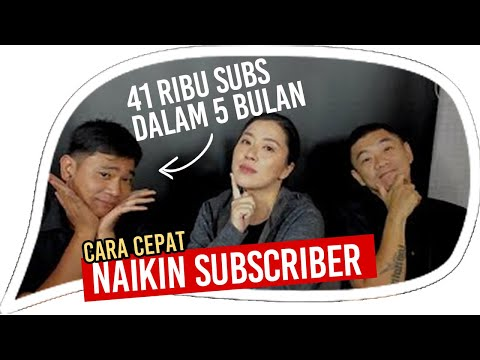 Cara Cepat 2 Youtuber Ini Naikin Subscriber Youtube