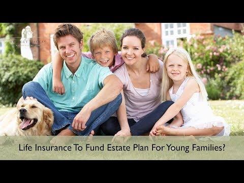 How Life Insurance Policy May Fund an Estate Plan For Young Families