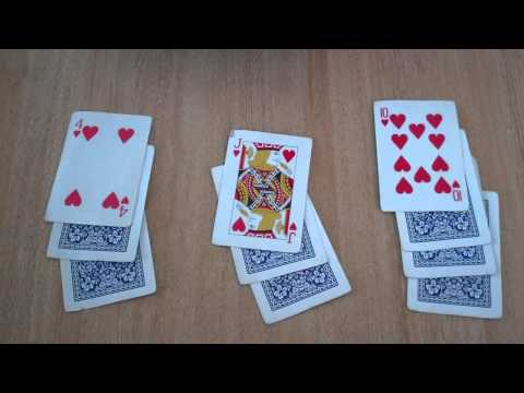 The 21 Card Trick
