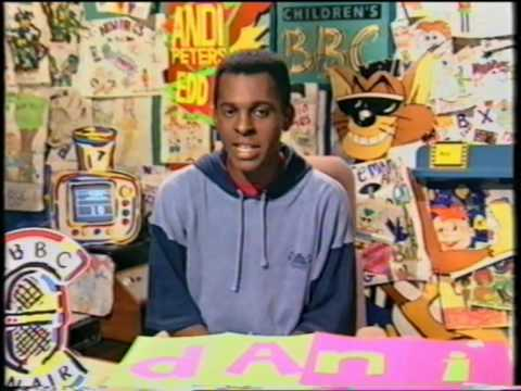 Children's BBC - Andi Peters with Edd the Duck (Thursday 1st November 1990)