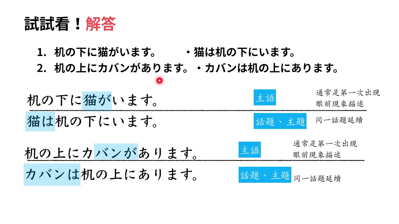 日文N5文法:問句「在哪裡」?動詞句的練習題和解答(下) - YouTube