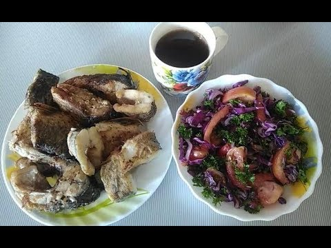 Села на диету. Мой обед на Кремлевской диете.