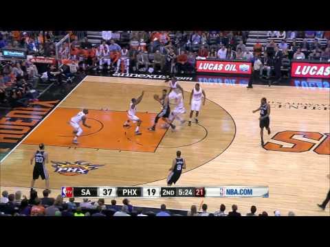 San Anonio Spurs vs Phoenix Suns | February 27, 2015 | NBA 2014-15 Season