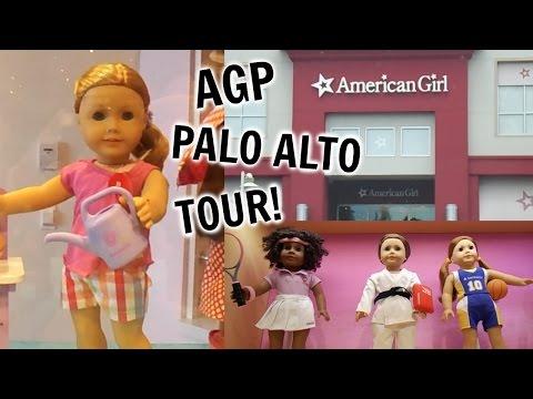 TOUR OF AGP PALO ALTO!!
