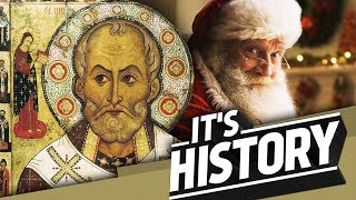 SANTA CLAUS - Bishop of Mira I IT'S HISTORY