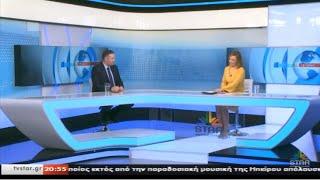 O Θέμης Χειμάρας στο κεντρικό δελτίο του Star Κεντρικής Ελλάδας 19.12.19