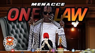 Menacce - One Law - May 2019