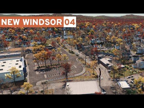 Sprawling Suburbs - Cities Skylines: New Windsor - Part 4 -