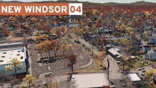 Sprawling Suburbs - Cities Skylines: New Windsor #04