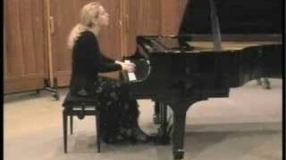 J.S.Bach:English Suite No.6./Gavotte I.,II. Katalin Csillagh