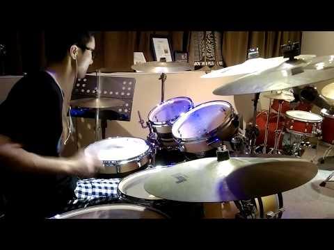 (灼眼的夏娜2主題曲)Joint-川田まみ drum covered by 保子
