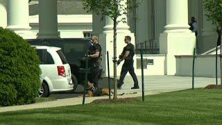Download Secret Service guns down armed man outside White House