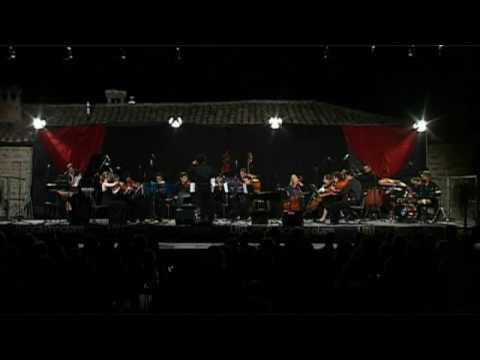"""FESTIVAL TANGO Y MAS 2009 - A. Piazzolla : """"Divertimento"""" - Direttore: Roberto Passarella"""