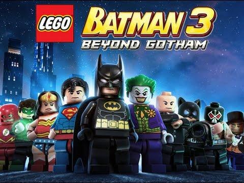 Jogando E Aprendendo Lego Batman 3 Xbox 360 Youtube